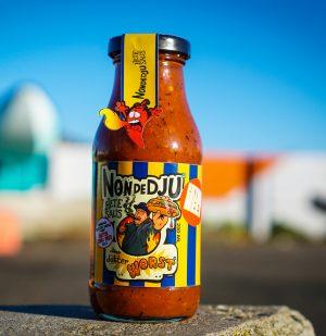 Nondedju Classic Hot Sauce Extra Heet (Hot)