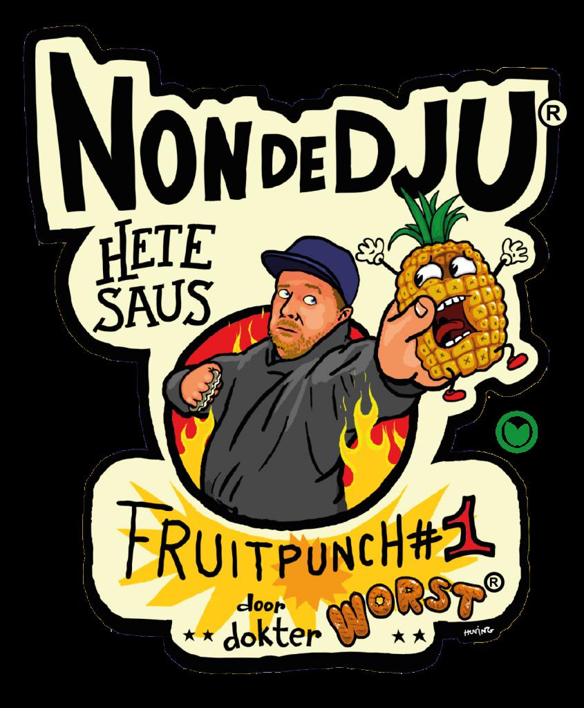 Nondedju Fruitpuncj #1 logo