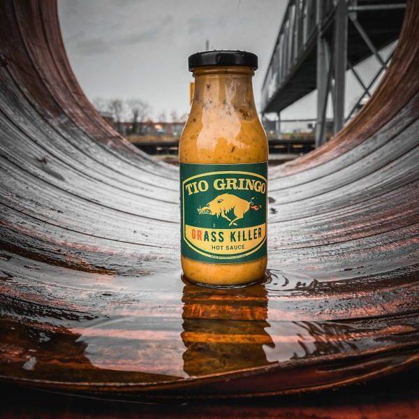 Tio Gringo Hot Sauce Nondedju Hete Saus